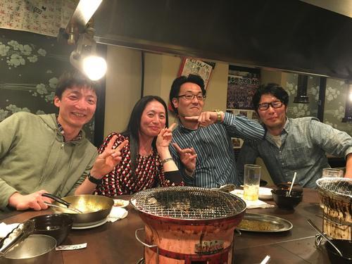 勉強会と食事会